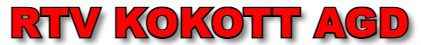 Sklep RTV AGD Kokott